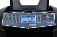 Cassida Advantec75 Basic Heavy-Duty Currency Counter - POS OF AMERICA