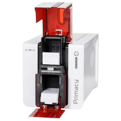 Evolis Primacy PVC Card Printer PM1H0000RS - POS OF AMERICA
