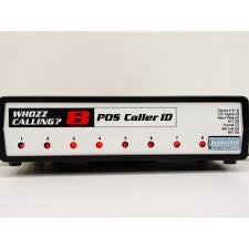 Caller ID Whozz Calling POS (Basic) for pcAmerica 8 Lines - POS OF AMERICA