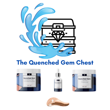 The Quenched Gem Hair Chest