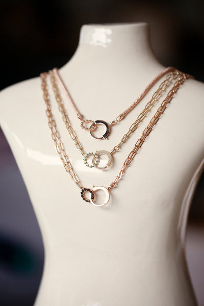 Chain Necklace Trend