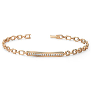 BAR DIAMOND BRACELET