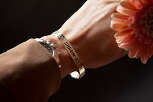 PERSONALISED CUFF