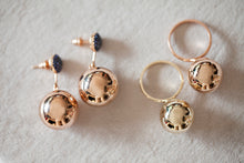 Load image into Gallery viewer, BAUBLE RING ROSE GOLD