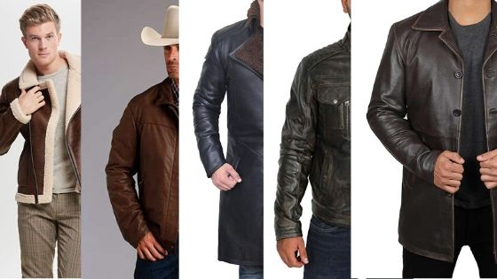 5 Iconic Types of Leather Jackets That Are Common in the USA