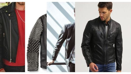 What does a leather jacket say about you?