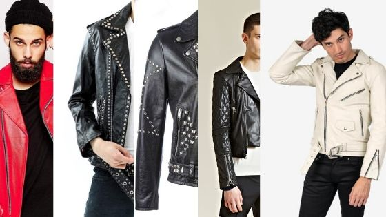 8 Trending Leather Jackets to Keep you Stylish in 2020