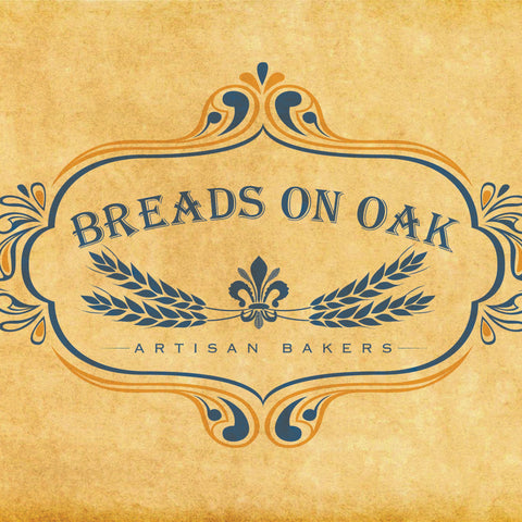 Breads on Oak Logo