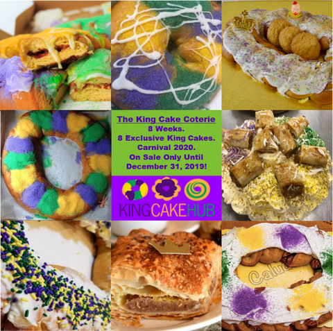 King Cake Coterie 2020