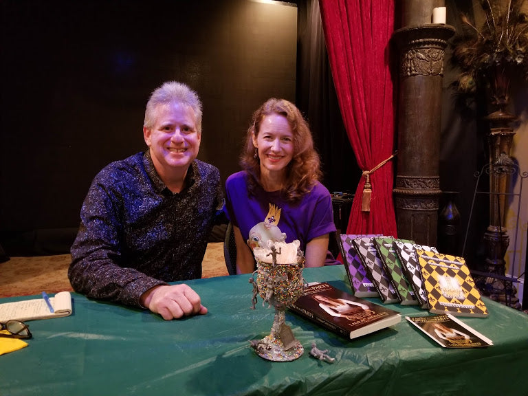 Lunch & Learn: King Cake Hub's Will Samuels with Laura Cayouette, 2/4/20