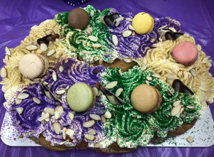 King Cake Coterie (King Cake of The Week Club) 2020