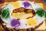 Caluda's Filled King Cake