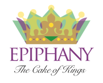 Epiphany: The New Cake of Kings debuts 1/6/19. Pre-order now!