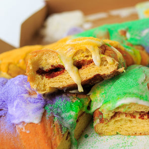 Gambino's Bakery Traditional King Cake