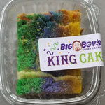 King Cake Gooey from Big Boy's