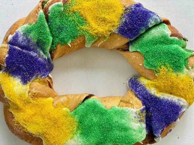 Brennan's Traditional King Cake