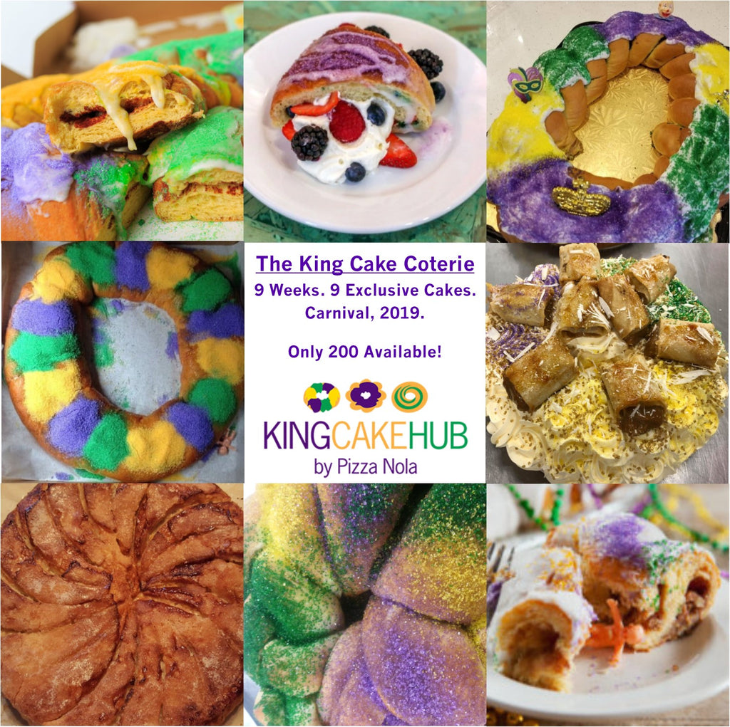 King Cake Coterie- Ultimate Carnival Package!