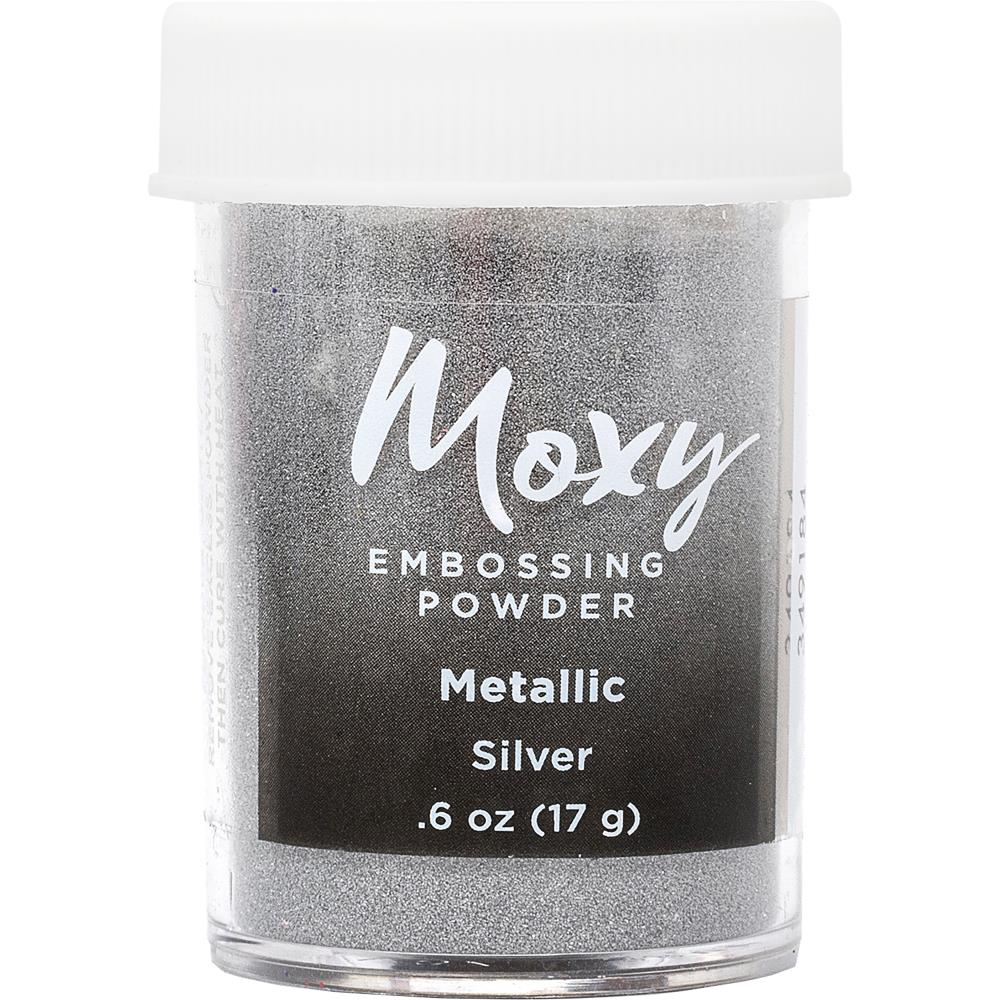 Metallic Silver Embossing Powder