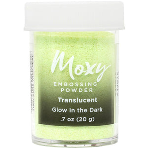 Specialty Glow in the Dark Embossing Powder