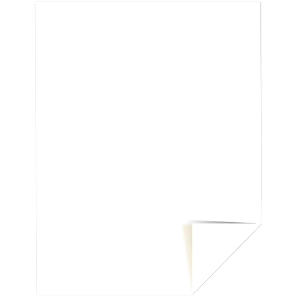 Classic Crest Cardstock (110LBS): Solar White
