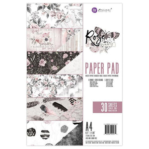 A4 Paper Pad: Rose Quartz