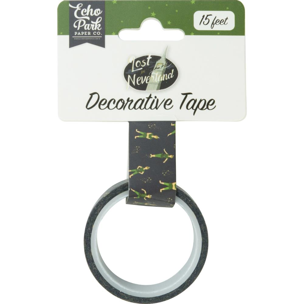 Lost in Neverland Peter Pan Decorative Tape