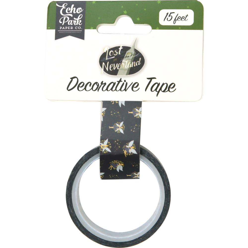 Lost in Neverland Tinkerbell Decorative Tape