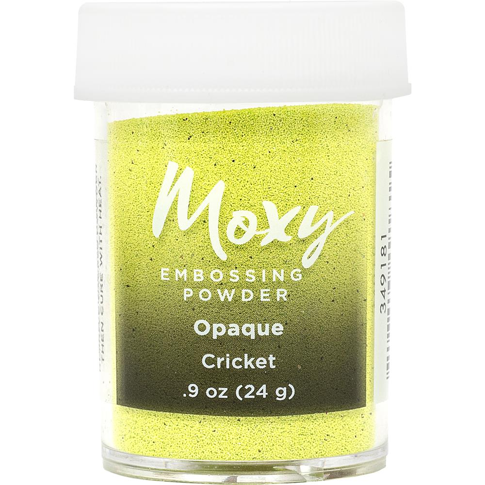 Opaque Cricket Embossing Powder