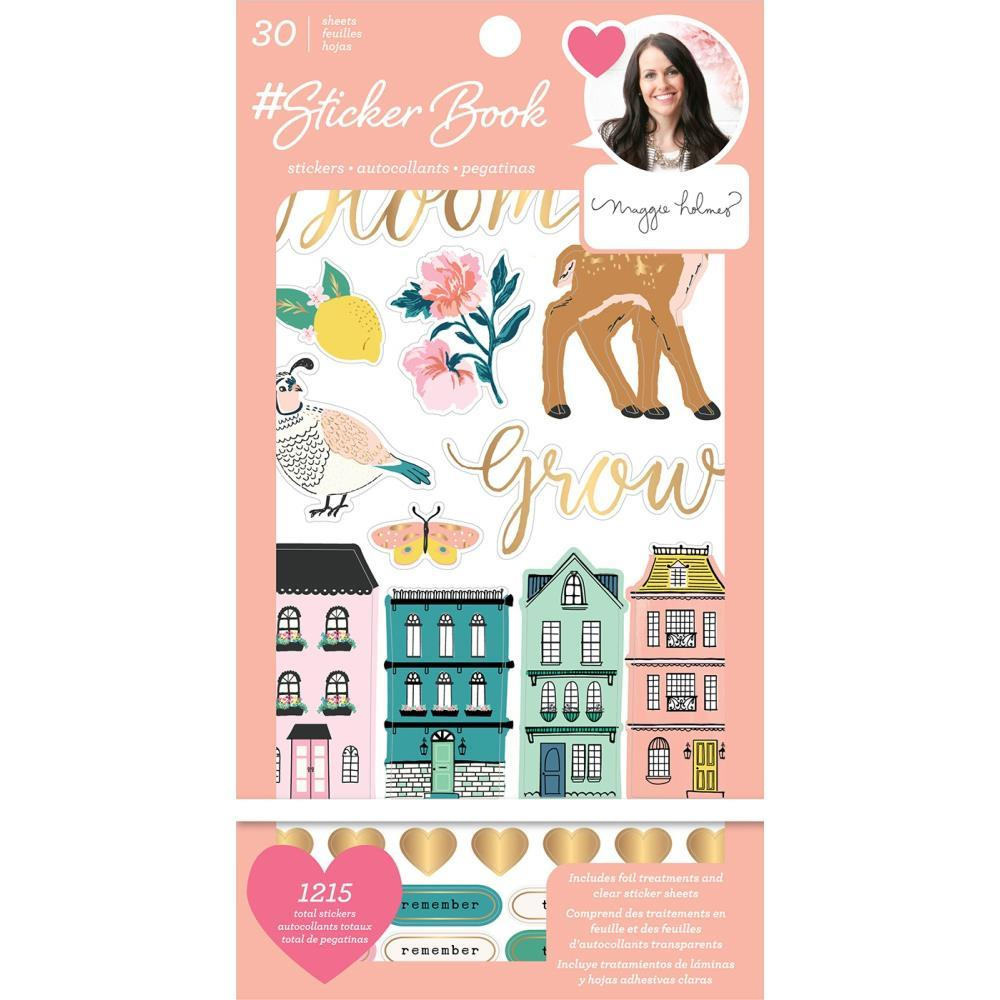 Journal Studio Sticker Book: Maggie Holmes (1215PK)