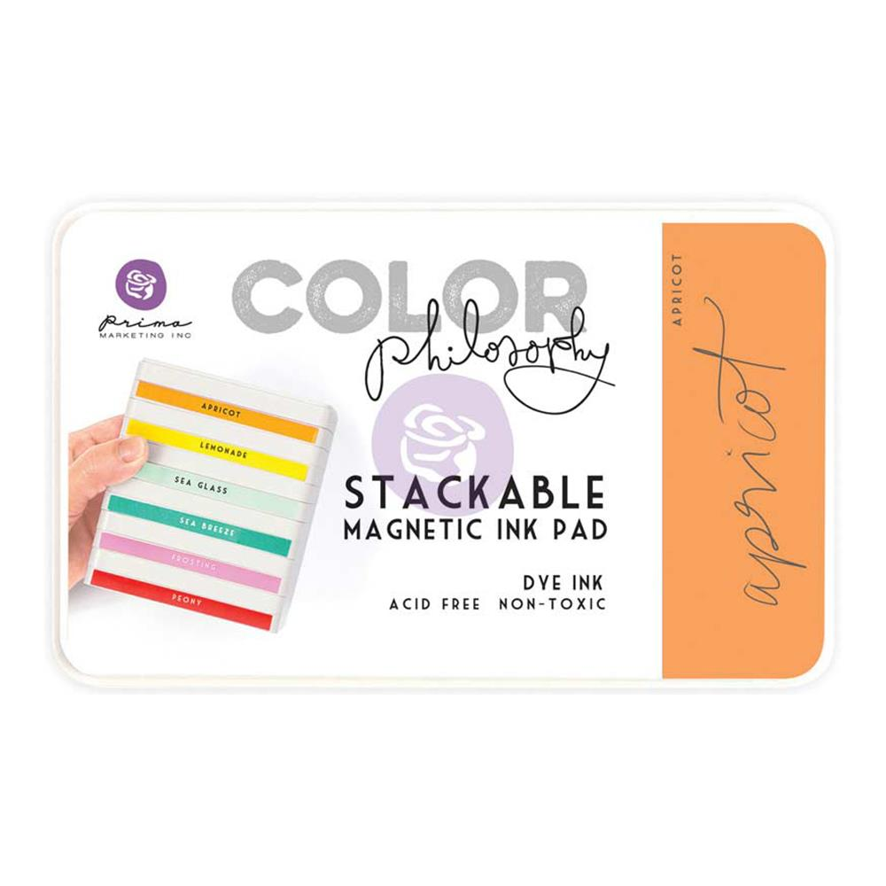 Color Philosophy Dye Ink Pad: Apricot