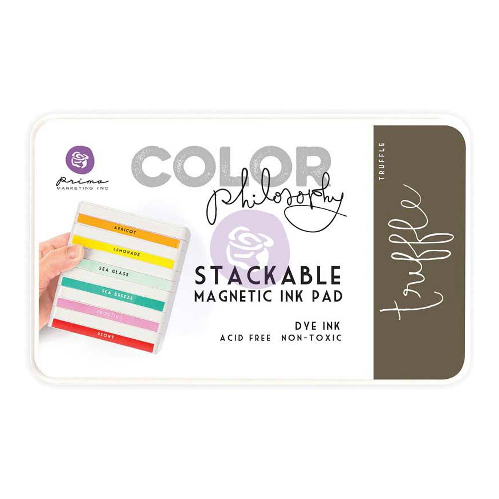 Color Philosophy Dye Ink Pad: Truffle