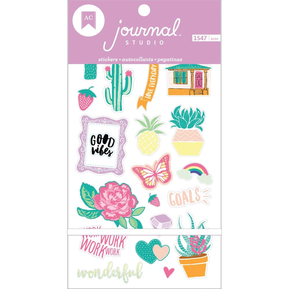 Journal Studio Sticker Book: American Crafts (1547PK)