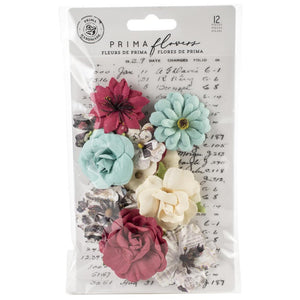 Midnight Garden Elemental Beauty Mulberry Paper Flowers