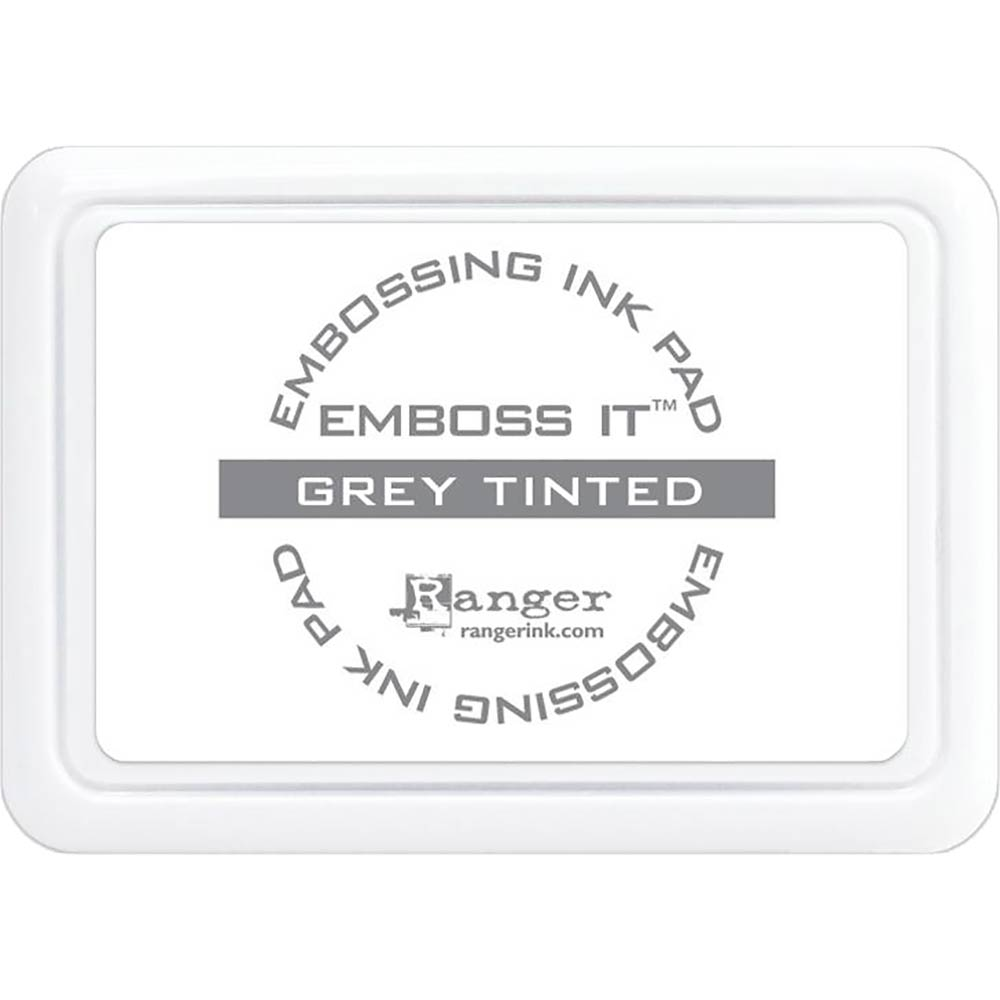 Embossing Ink Pad: Emboss-It (Grey Tinted)