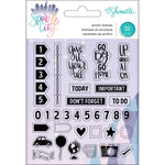 Clear Stamps Set: Sparkle City by Shimelle