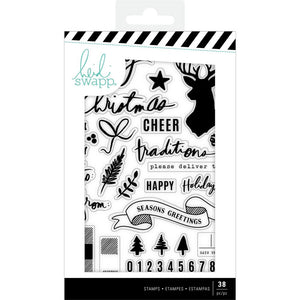 Winter Wonderland Clear Stamps