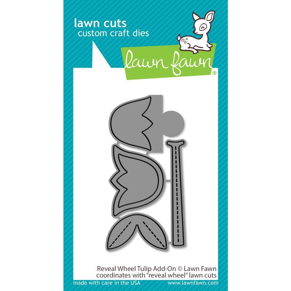 Reveal Wheel Tulip Add-on Lawn Cuts