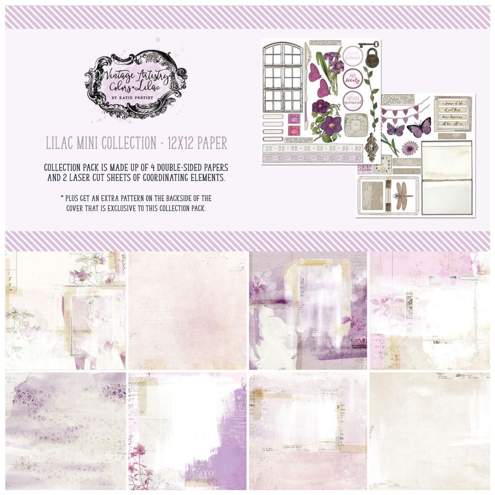 Collection Pack: Vintage Artistry Lilac