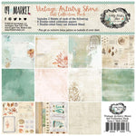 6x6 Collection Pack: Vintage Artistry Shore