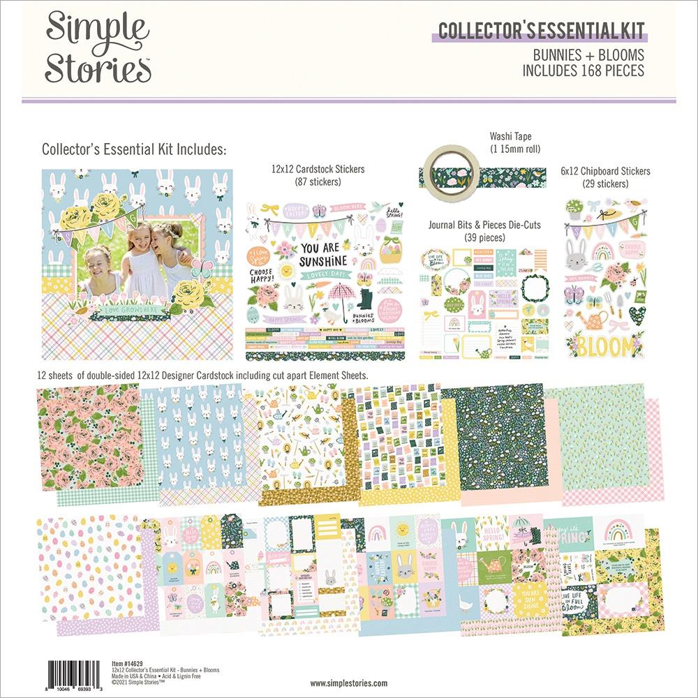 Bunnies & Blooms Collector's Essential Kit
