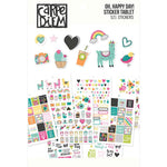 Carpe Diem Oh Happy Day Sticker Tablet