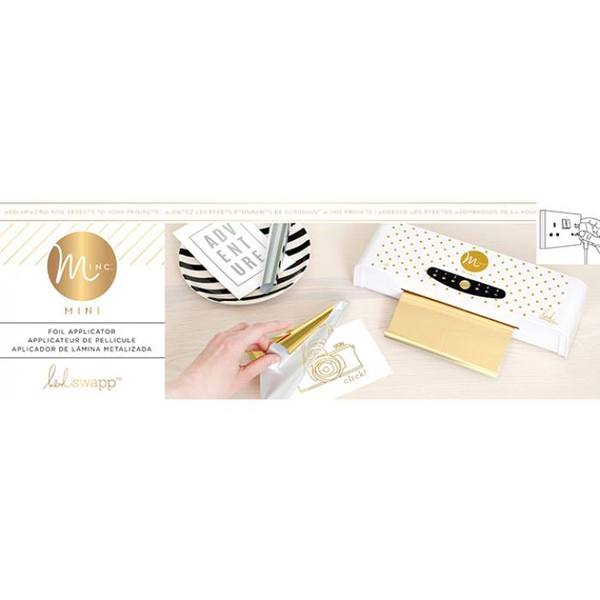 "Minc Foil Applicator Machine 6"" & Starter Kit (UK Version)"