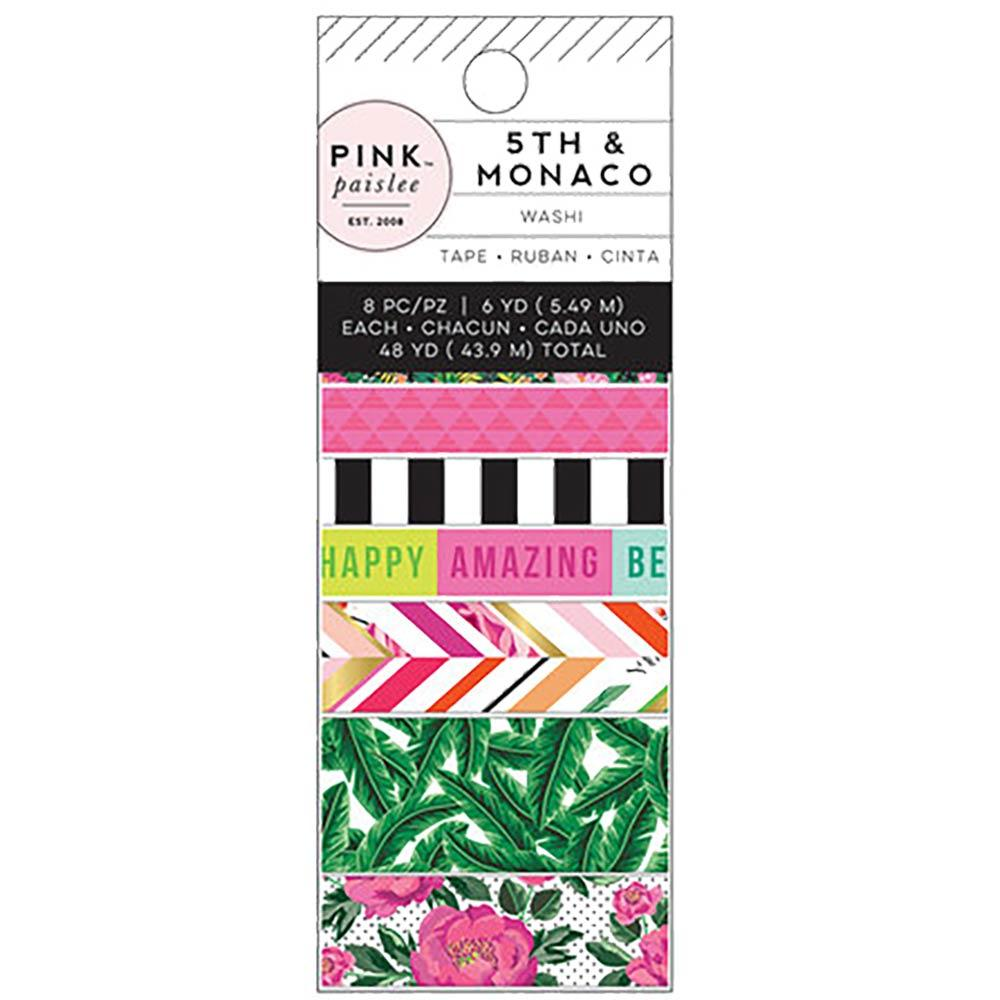 5th & Monaco Washi Tape Set