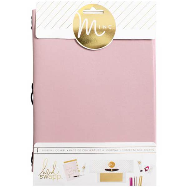 Minc Journal Cover: Blush