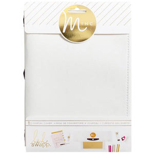 Minc Journal Cover: Canvas White