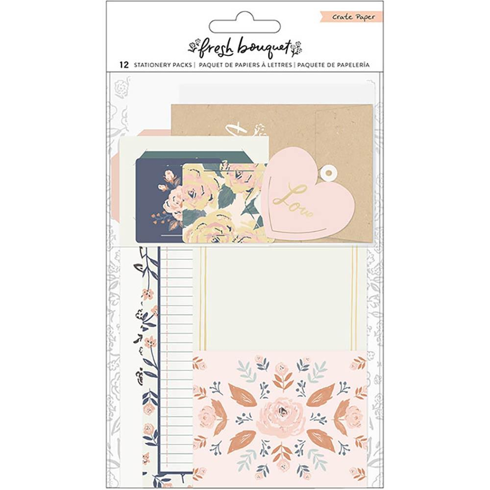 Stationery Pack: Fresh Bouquet