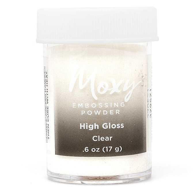 High Gloss Clear Embossing Powder