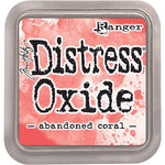 Tim Holtz Distress® Oxide Ink Pad: Abandoned Coral