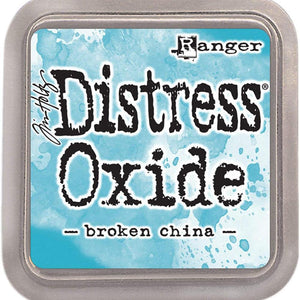 Tim Holtz Distress® Oxide Ink Pad: Broken China