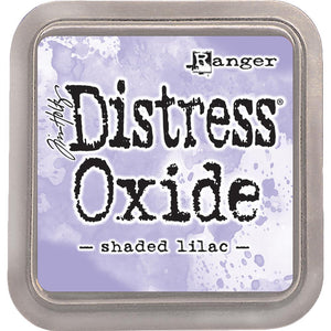 Tim Holtz Distress® Oxide Ink Pad: Shaded Lilac